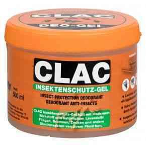 Clac Fliegenschutz Deo-Gel 500 ml
