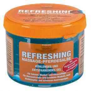 Massage Pferdesalbe Refreshing 500ml