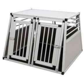 Alu-Transportbox Barry zweitürig