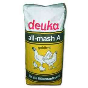 Deuka all-mash A gekörnt 25 kg