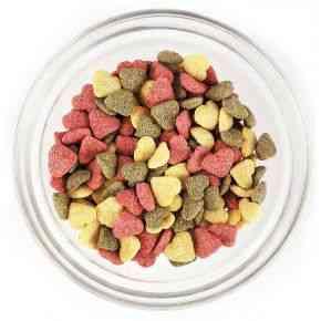 Herzchen Leckerli für Kaninchen, Zwergkaninchen und alle Nager
