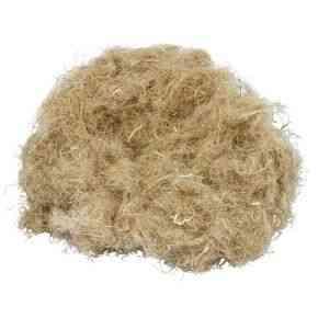 Hanfwolle aus 100% Hanf 30g