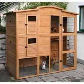 Hühnerhaus XL