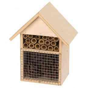 Insektenhaus 27,5x9x39,5 cm