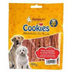 Cookies Entenfiletstreifen, 200g