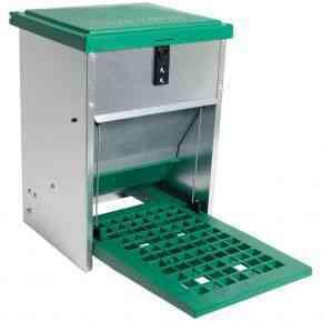 Feedomatic Futterautomat mit Trittklappe