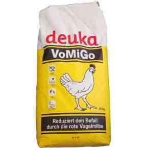 Deuka all-mash VoMiGo Mehl 25 kg