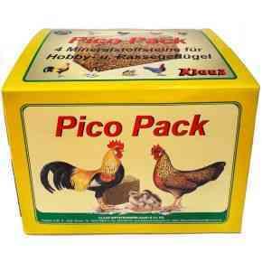 Pico Pack 4 Mineralstoffsteine