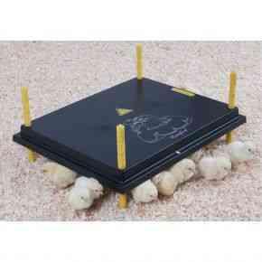 'Comfort' Wärmeplatte 40x50cm für Küken, 50W / 220-240V